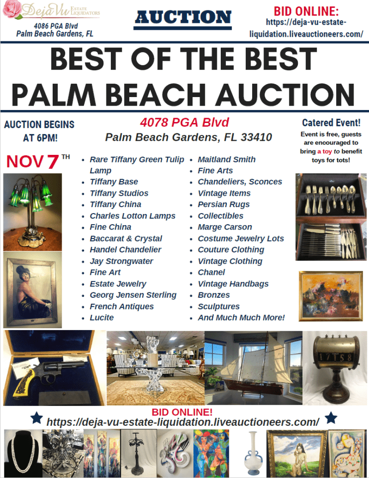 Best of the Best Palm Beach Auction