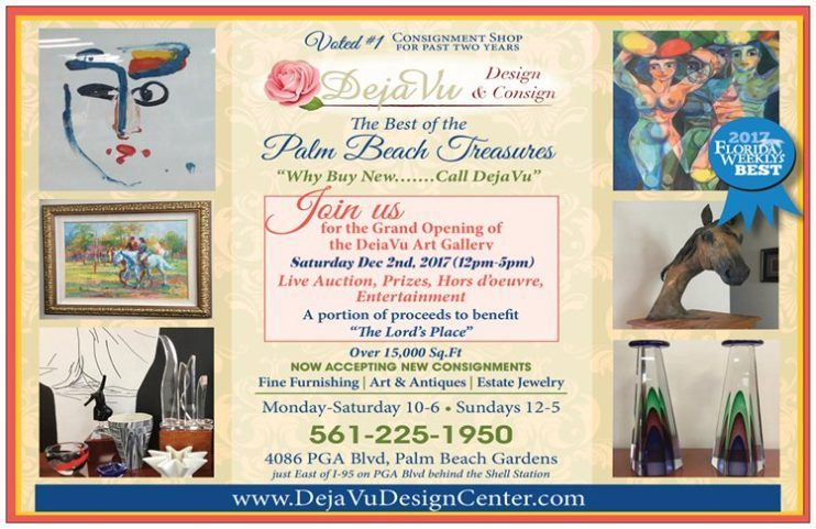 Live And Silent Auction To Benefit The Lords Place