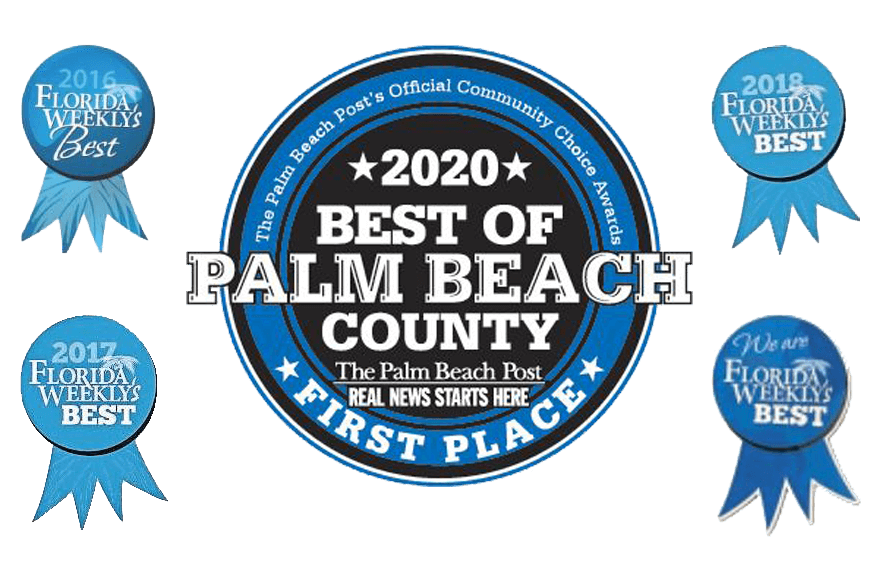 Best of Palm Beach logos